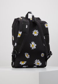 Herschel - RETREAT MID VOLUME - Sac à dos - daisy black - 2