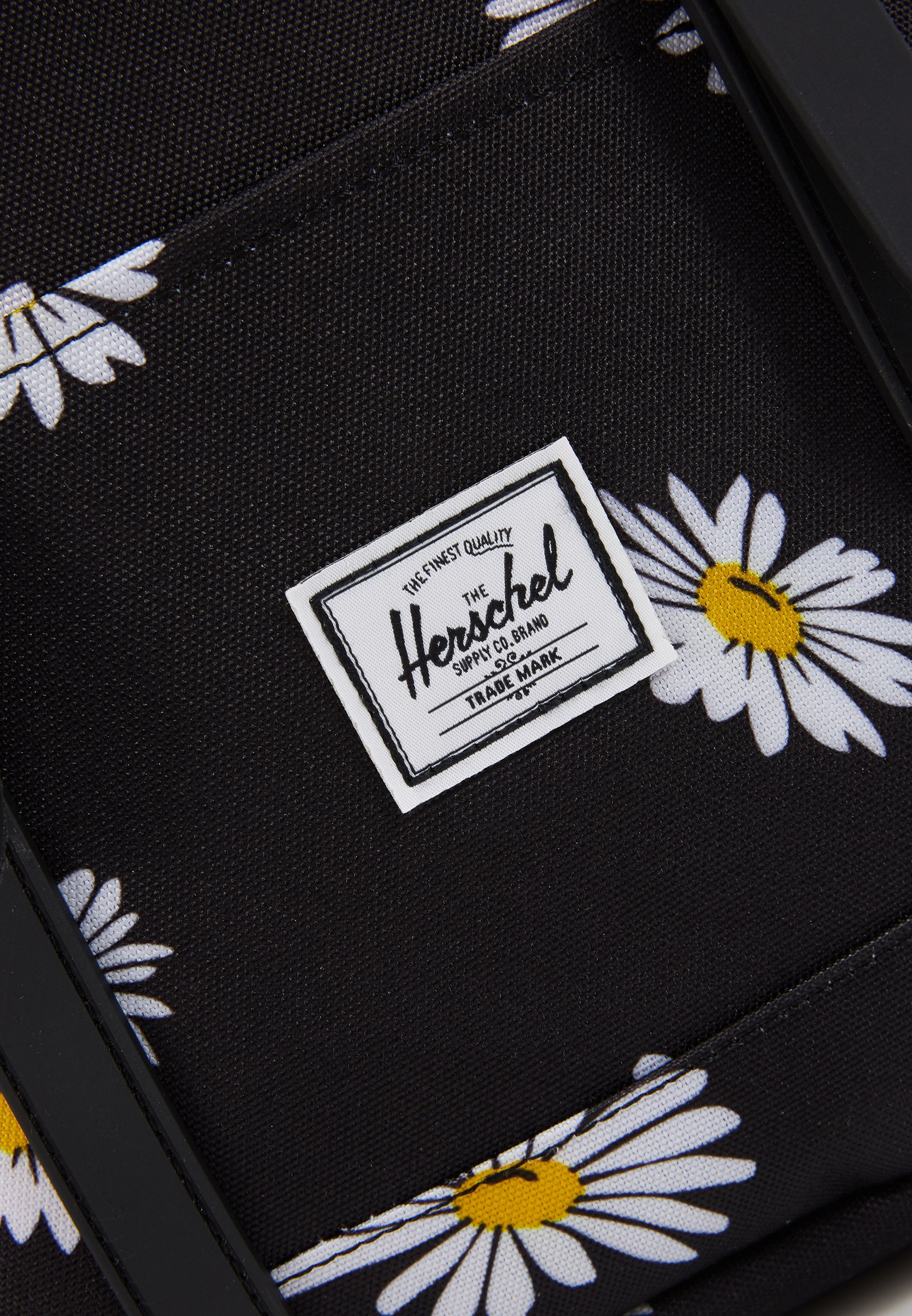 Herschel Retreat Mid Volume - Sac À Dos Daisy Black