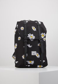 Herschel - RETREAT MID VOLUME - Sac à dos - daisy black - 0
