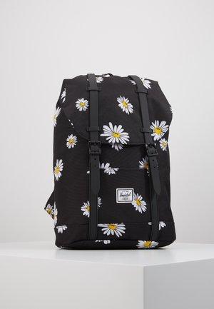 RETREAT MID VOLUME - Rucksack - daisy black