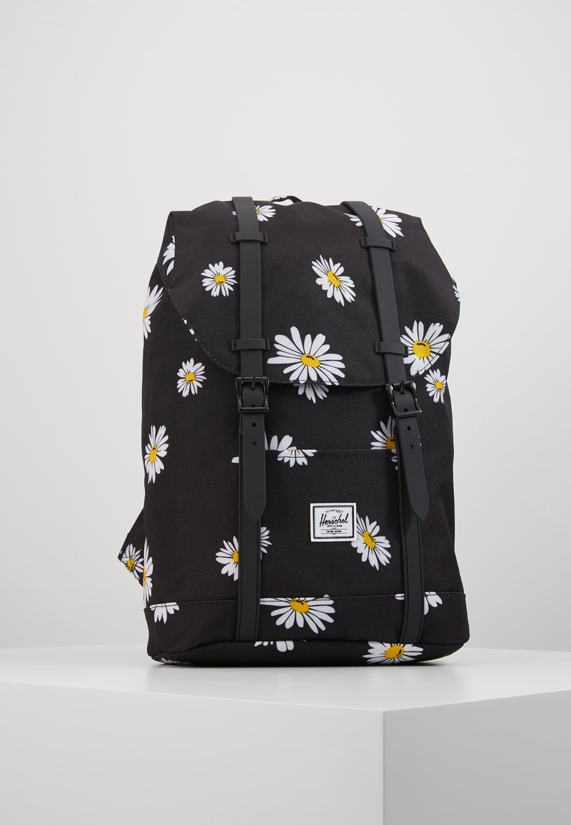 Herschel - RETREAT MID VOLUME - Sac à dos - daisy black