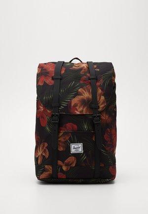 RETREAT MID VOLUME - Batoh - tropical hibiscus