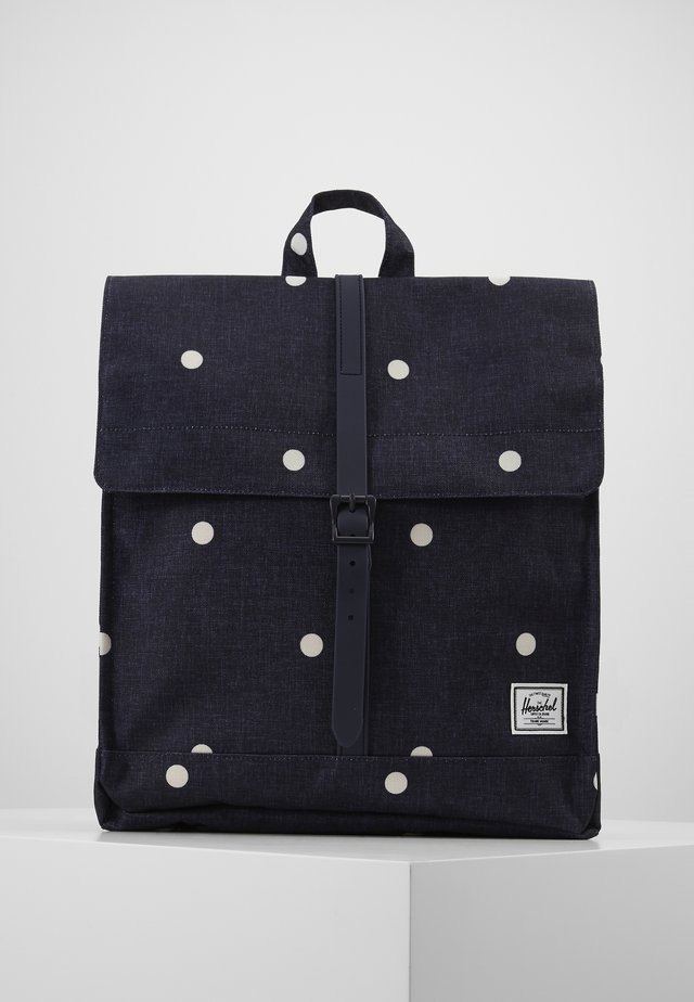 CITY MID VOLUME - Rucksack - peacoat