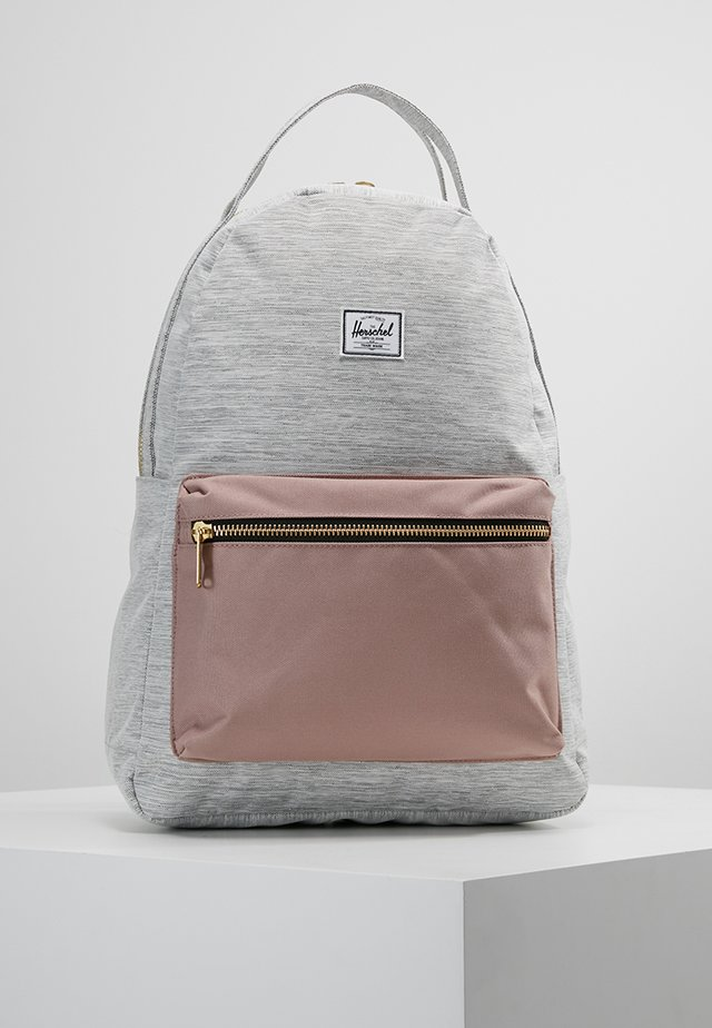 NOVA MID VOLUME - Sac à dos - light grey/ash rose/black