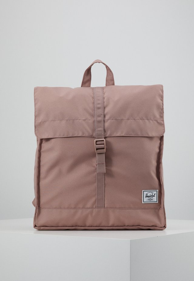 CITY MID VOLUME - Rucksack - ash rose