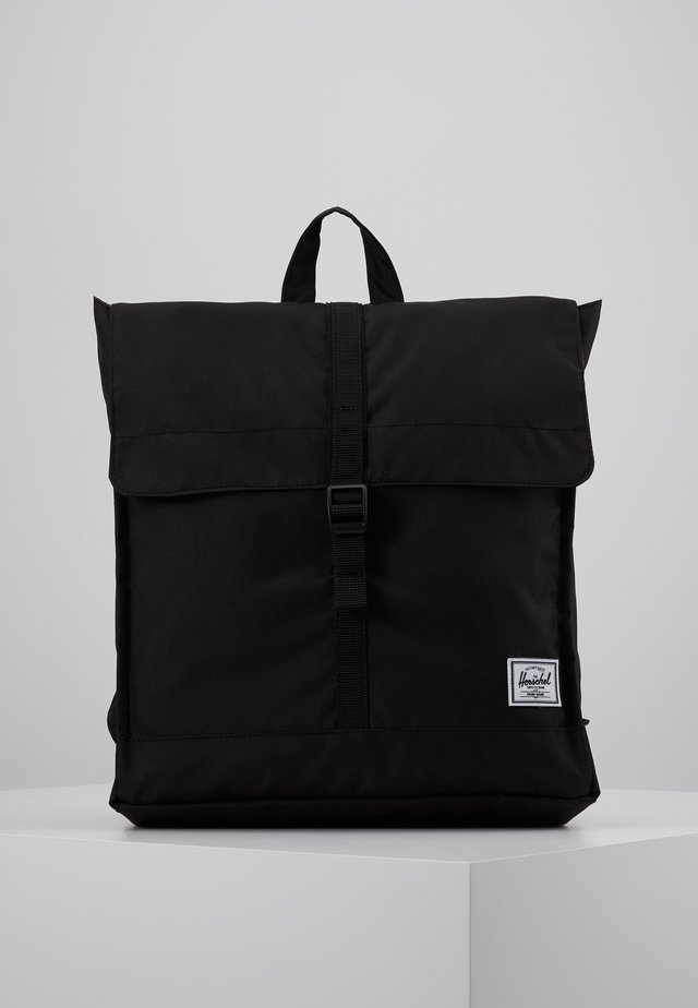 CITY MID VOLUME - Rucksack - black