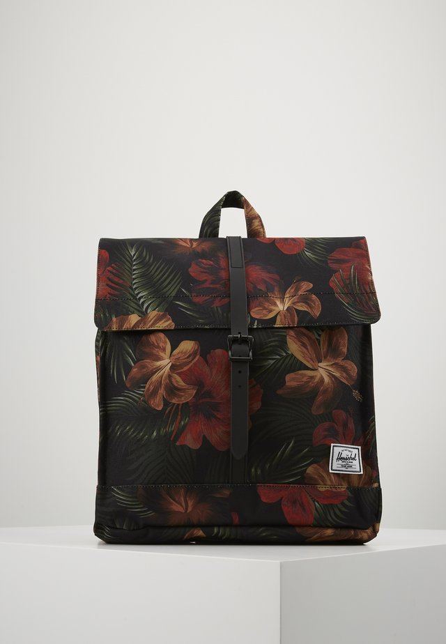 CITY MID VOLUME - Tagesrucksack - tropical hibicus
