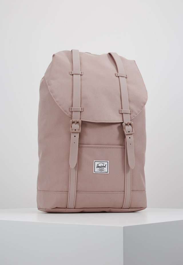 RETREAT MID VOLUME - Rucksack - ash rose