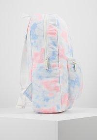 Herschel - DAYPACK - Batoh - tie dye print/blanc de blanc - 4
