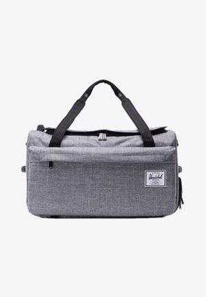 Weekender - grey/white/black