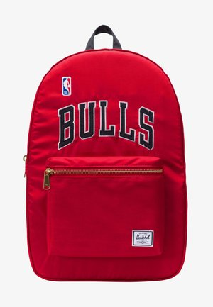 NBA CHAMPIONS COLLECTION CHICAGO BULLS SETTLEMENT - Sac à dos - red/black