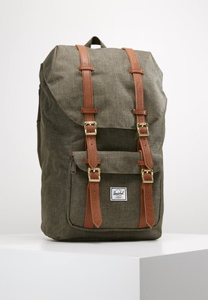 LITTLE AMERICA  - Tagesrucksack - canteen crosshatch/tan