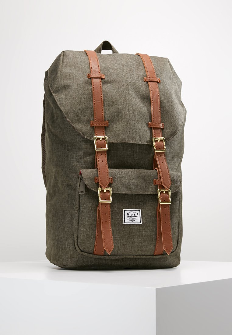 Herschel - LITTLE AMERICA  - Zaino - canteen crosshatch/tan