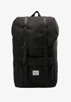LITTLE AMERICA  - Mochila - black
