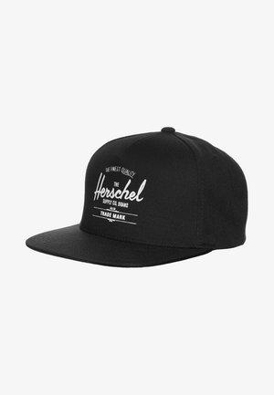 WHALER - Cap - black