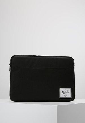 ANCHOR SLEEVE  - Torba na laptopa - black