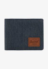 Herschel - ROY - Geldbörse - indigo/saddle brown - 1