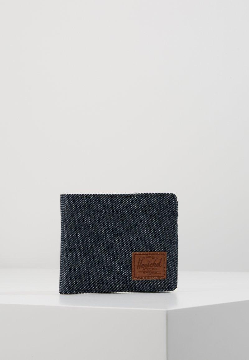 Herschel - ROY - Geldbörse - indigo/saddle brown