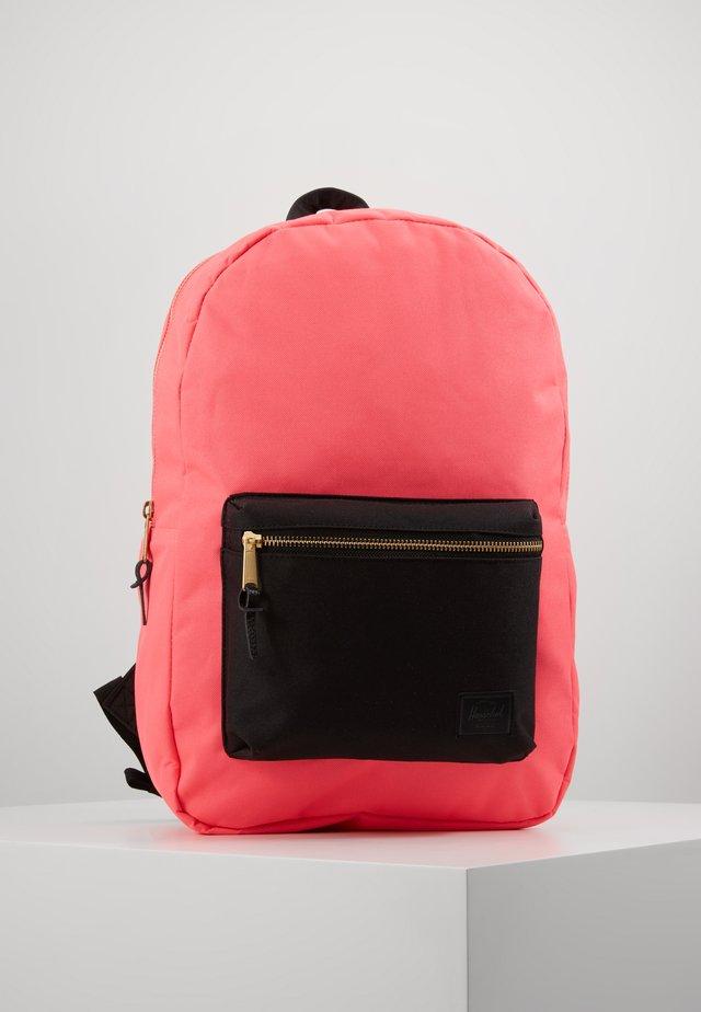 Rucksack - neon pink/black