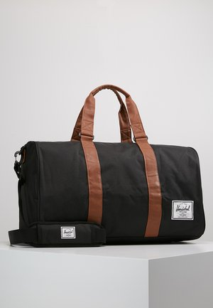 NOVEL - Weekend bag - black