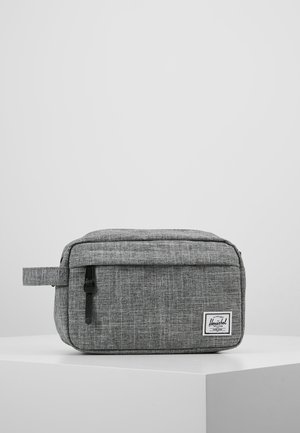 CHAPTER - Wash bag - gris/noir