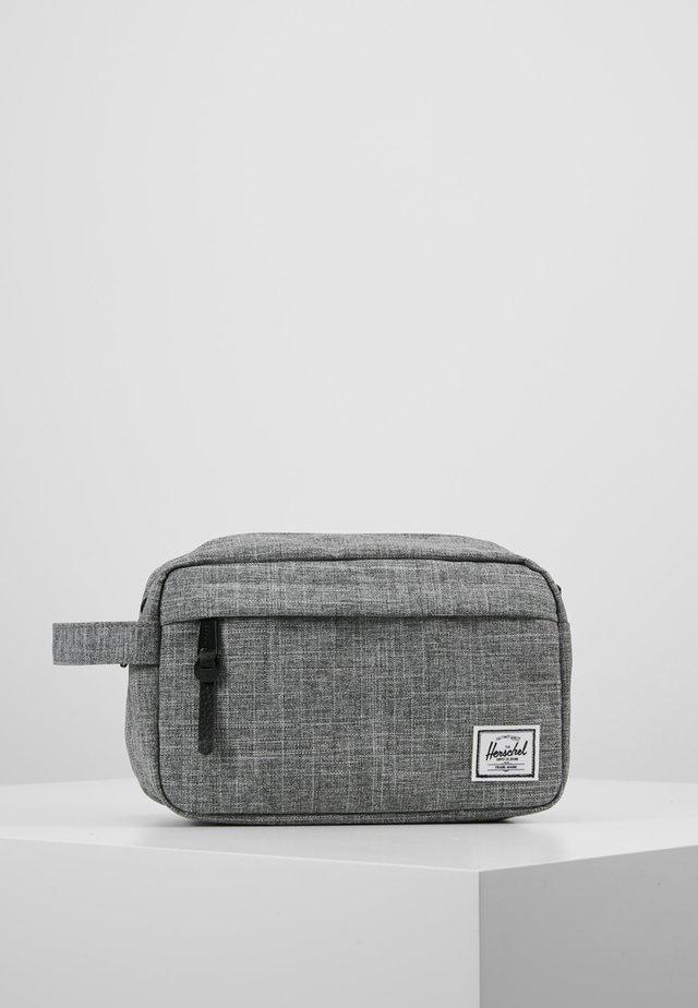 CHAPTER - Kosmetiktasche - gris/noir