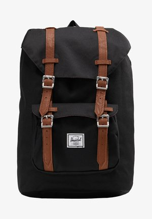 LITTLE AMERICA MID VOLUME - Tagesrucksack - black