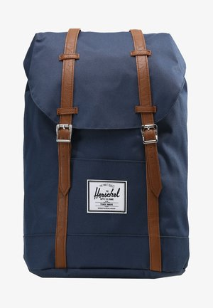 RETREAT - Tagesrucksack - navy