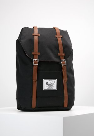 RETREAT - Tagesrucksack - black
