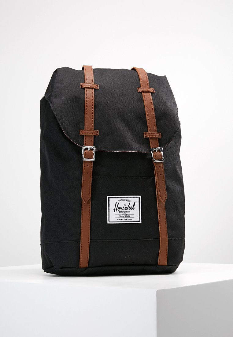 Herschel - RETREAT - Rugzak - black