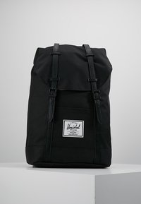 Herschel - RETREAT - Reppu - noir - 0