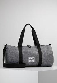 Herschel - SUTTON MID VOLUME - Bolsa de viaje - raven crosshatch/black - 0