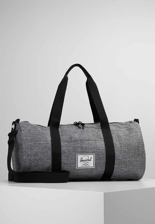 SUTTON MID VOLUME - Reisetasche - raven crosshatch/black
