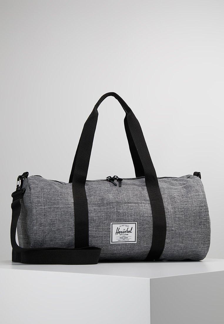 Herschel - SUTTON MID VOLUME - Bolsa de viaje - raven crosshatch/black