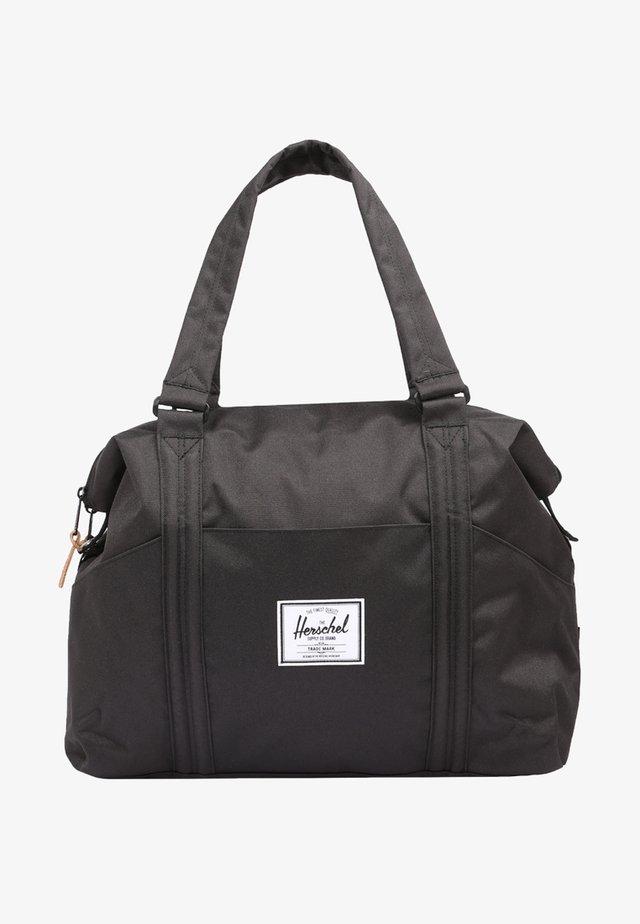 STRAND - Weekendbag - black