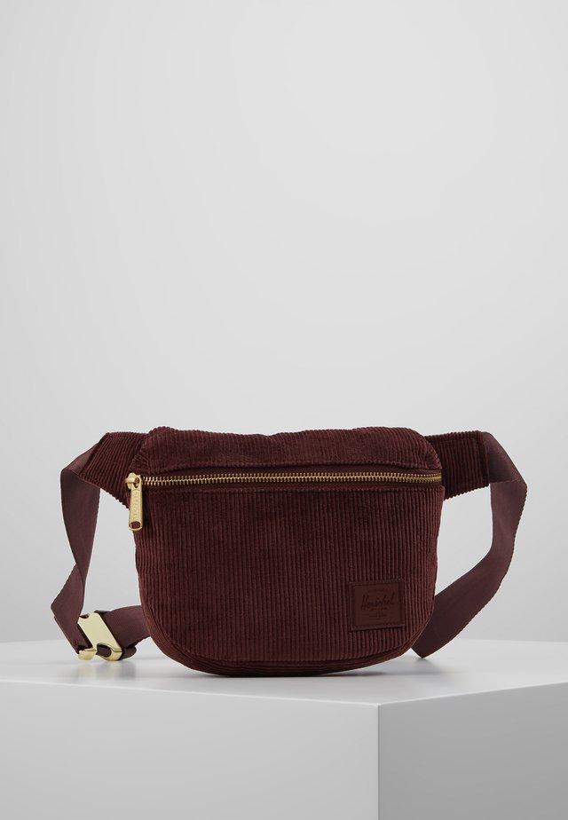 FIFTEEN - Bum bag - plum