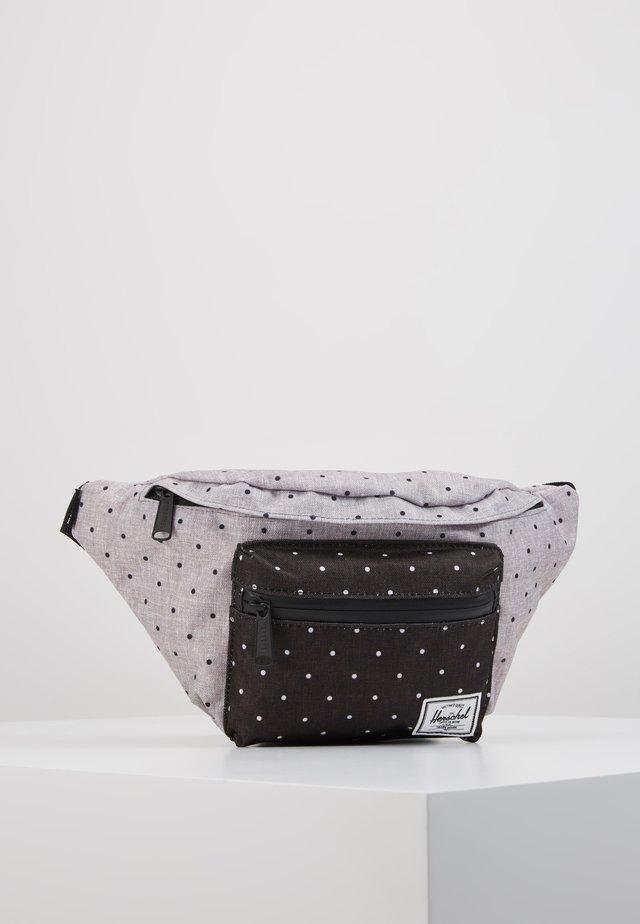 SEVENTEEN - Bæltetasker - grey/black