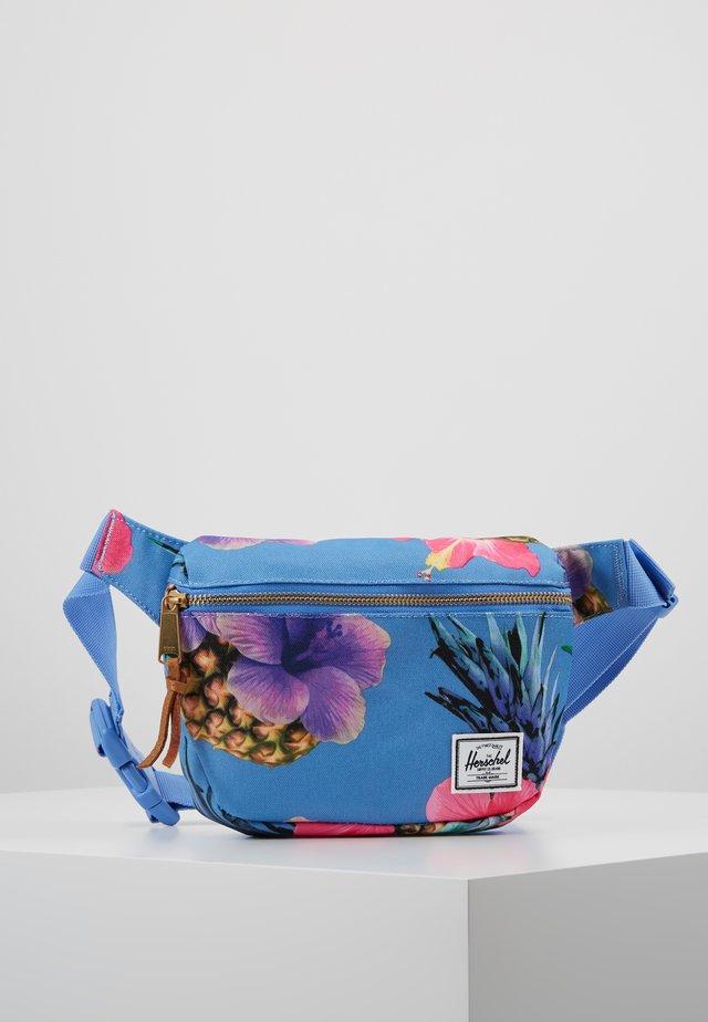 FIFTEEN - Bum bag - ultramarine pineapple