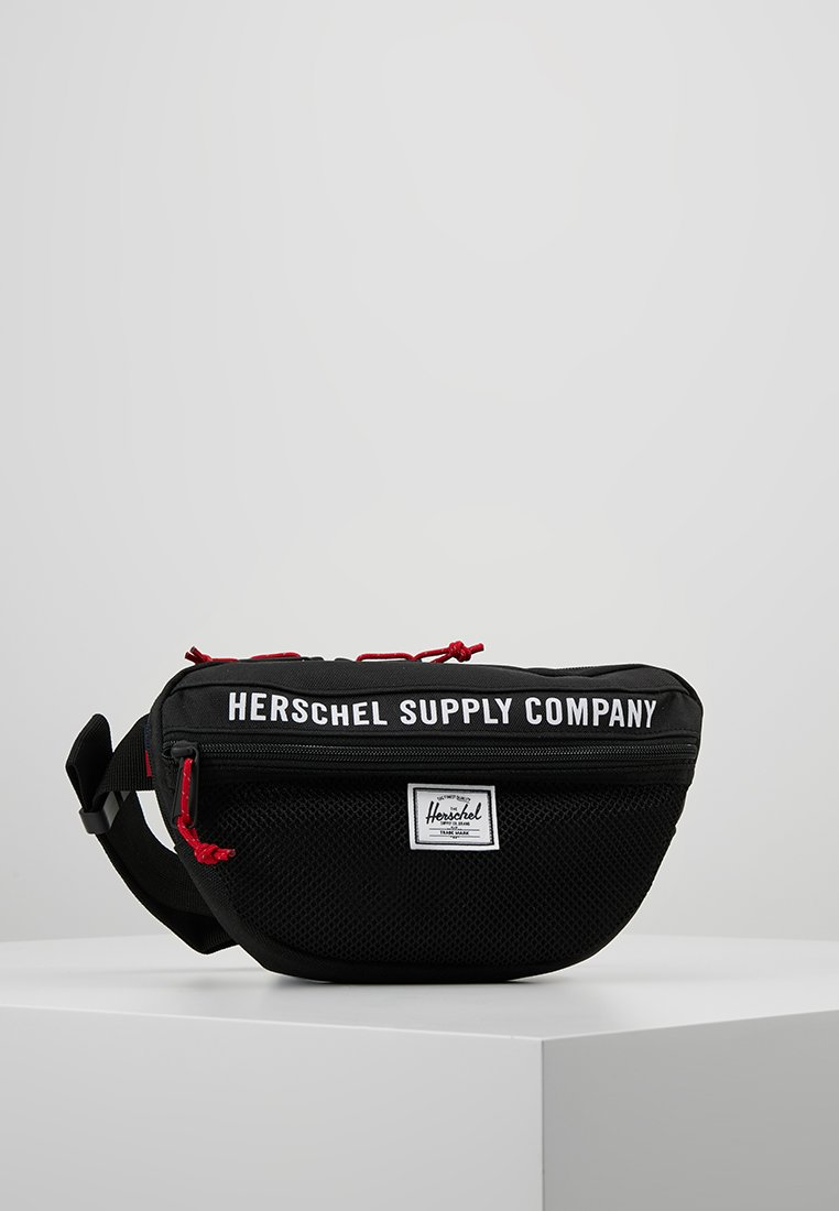 Herschel - NINETEEN - Ledvinka - black