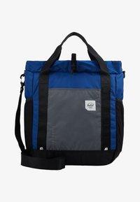 Herschel - BARNES - Handtasche - monaco blue/quiet shade - 6