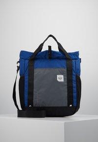 Herschel - BARNES - Handtasche - monaco blue/quiet shade - 0