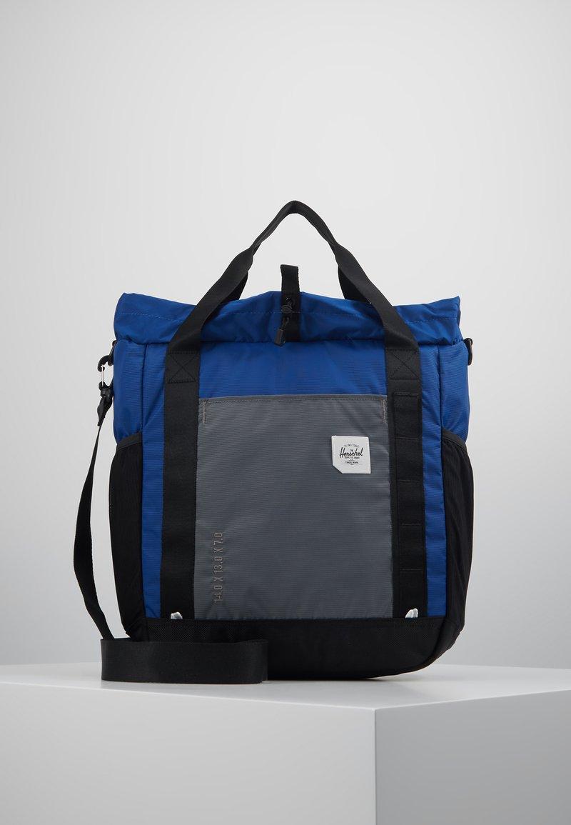 Herschel - BARNES - Handtasche - monaco blue/quiet shade