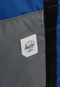 Herschel - BARNES - Handtasche - monaco blue/quiet shade - 7