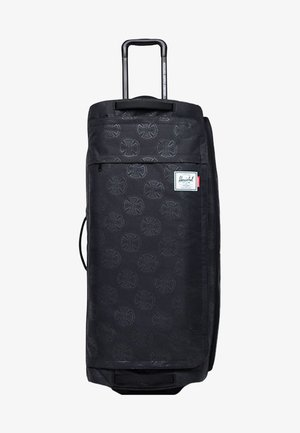INDEPENDENT  - Wheeled suitcase - black