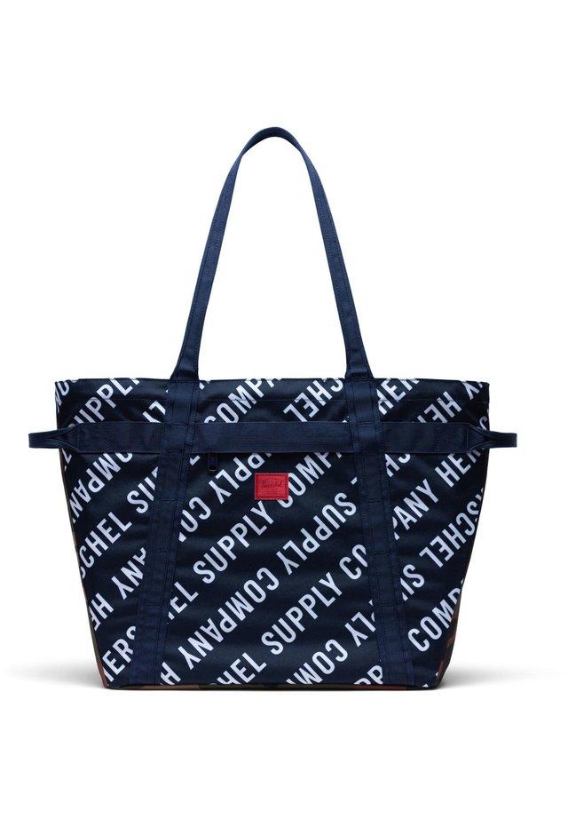 ALEXANDER ZIP TOTE TRAGETASCHE - Shopping Bag - peacoat