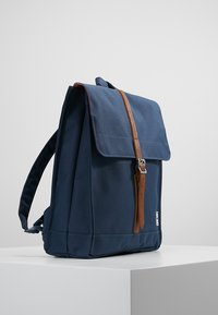 Herschel - CITY MID VOLUME - Zaino - navy/tan - 3