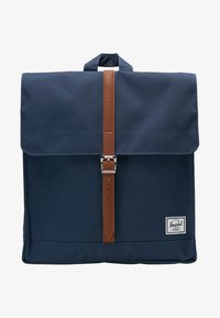 Herschel - CITY MID VOLUME - Zaino - navy/tan - 7