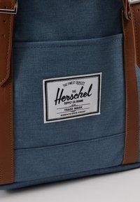 Herschel - RETREAT - Mochila - blue mirage - 7