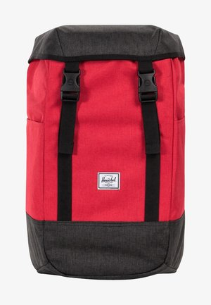 IONA  - Rucksack - red/anthracite