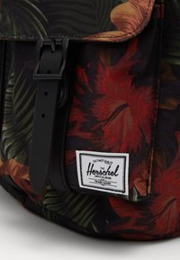Herschel - DAWSON - Batoh - tropical hibiscus - 2